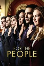 Nonton film For The People Season 1 (2018) terbaru