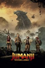 Nonton film Jumanji: Welcome to the Jungle (2017) terbaru