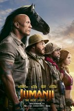 Nonton film Jumanji: The Next Level (2019) terbaru