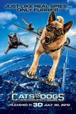 Nonton film Cats & Dogs: The Revenge of Kitty Galore (2010) terbaru