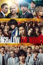 Nonton film High & Low: The Worst (2019) terbaru