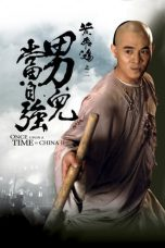 Nonton film Once Upon a Time in China II (1992) REMASTERED terbaru