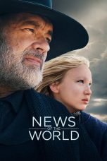 Nonton film News of the World (2020) terbaru