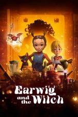 Nonton film Earwig and the Witch (2020) terbaru